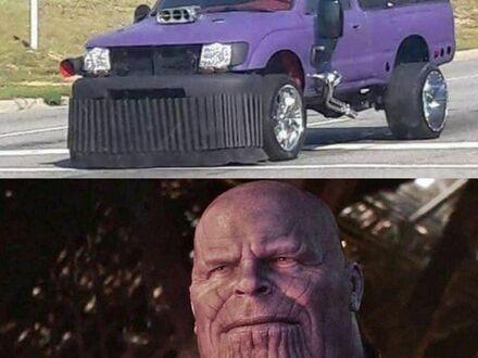 Wóz Thanosa