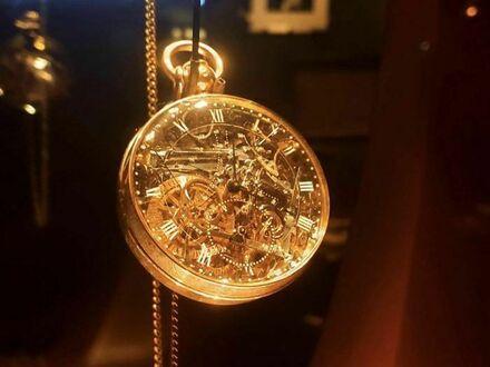Zegarek Marii Antoniny - jego konstrukcja trwała 40 lat i zakończono go 30 lat po śmierci arcyksiężniczki