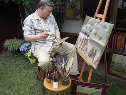 Znaleziono dziecko, które namalowało premierowi obrazek pokazujący Polskę po Nowym Ładzie