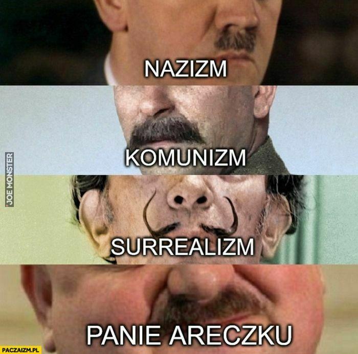 nazizm komunizm surrealizm
