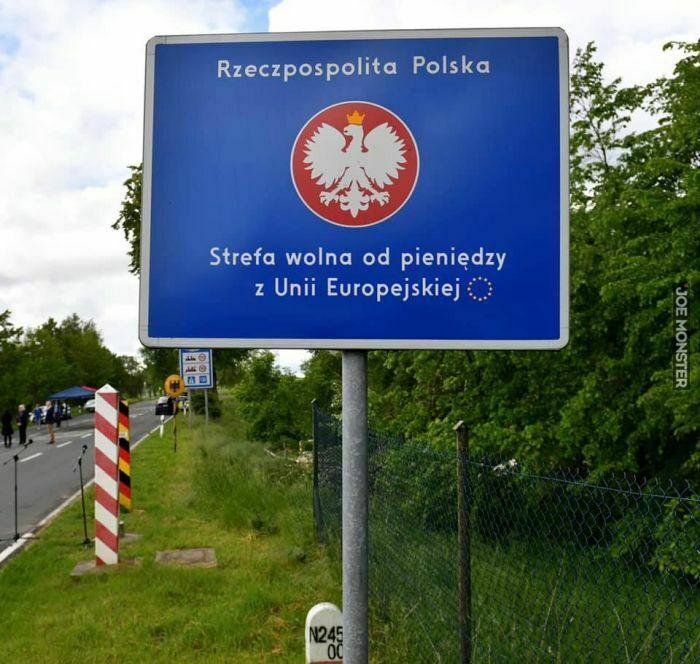 rzeczpospolita polska strefa wolna od pieniędzy