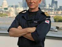 Daniel Craig otrzymał honorowy stopień komandora australijskiej marynarki wojennej i teraz ma stopień równy Bondowi