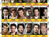 Gdyby Avengers zostali nakręceni w latach 90.