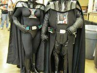 Pan i Pani Vader