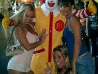 Ronald wie jak wyrywać