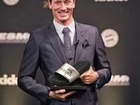 Robert Lewandowski ze Złotym Butem. Gratulujemy!