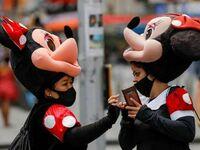 Spotkanie Myszek Minnie