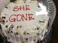Tort z okazji pierwszej rocznicy rozwodu