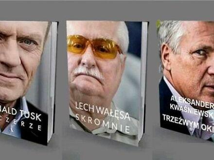 Trzech muszkieterów polskiej polityki
