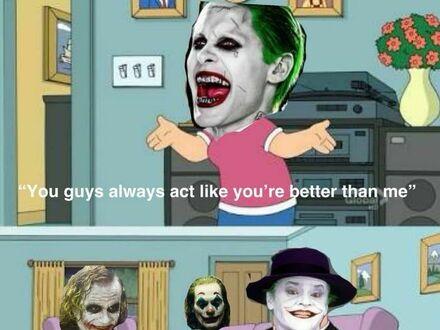 Który Joker najlepszy