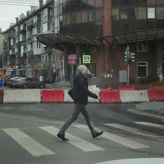 Typowy dzień w Krakowie