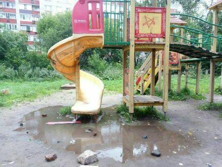 Aquapark na blokowisku