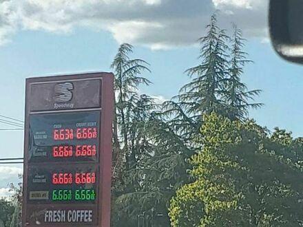 Ceny benzyny są piekielnie wysokie w Kalifornii