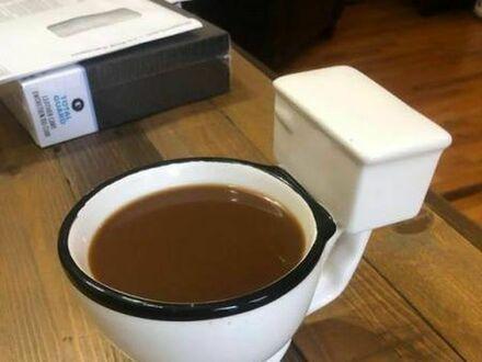 Jakoś straciłem ochotę na kawę