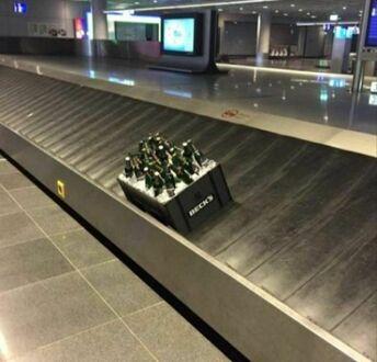 Jedyny bagaż potrzebny do szczęścia