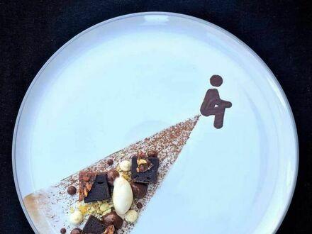Obrzydliwy deserek