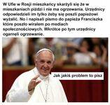 Franciszek na kłopoty