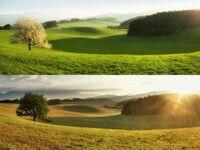 Cztery pory roku na Litwie