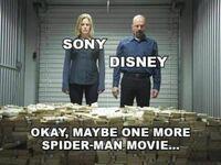 Spider-man jednak wraca do MCU
