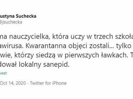 Takie tam w Polsce, październik 2020