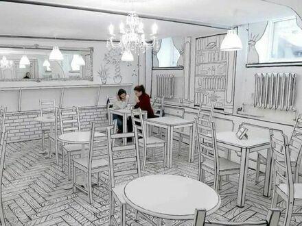 Komiksowa restauracja