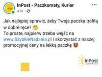 InPost się bawi kosztem Poczty Polskiej