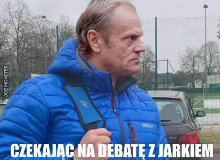 czekając na debatę z jarkiem