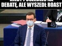 Ostry ochrzan w Parlamencie Europejskim