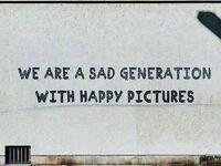 Jesteśmy smutnym pokoleniem ze śmiesznymi obrazkami