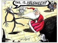 Giń Mikołaju!