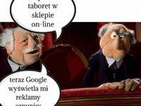 Wujek Google wie co polecić