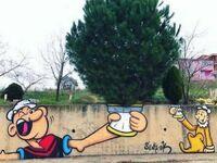 Dopasowane murale