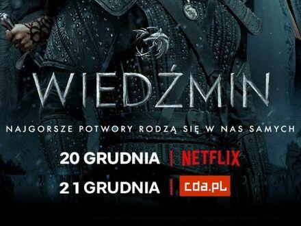 Dzień później premiera Wiedźmina na drugiej wiodącej platformie w Polsce