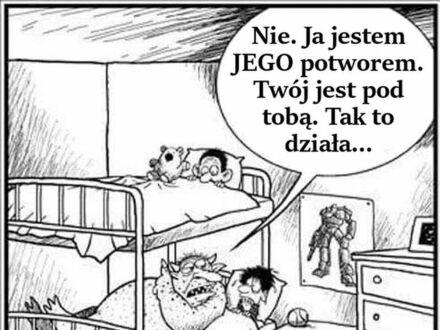 Potwory spod łóżka
