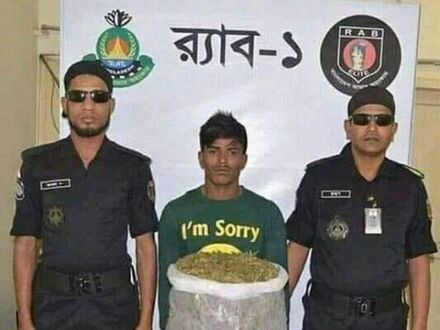 Przynajmniej jest mu przykro