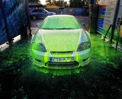 Myjnia w Bydgoszczy