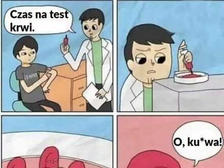 Jak naprawdę wygląda test krwi
