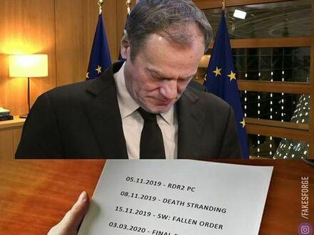 Prawdziwy powód rezygnacji Tuska