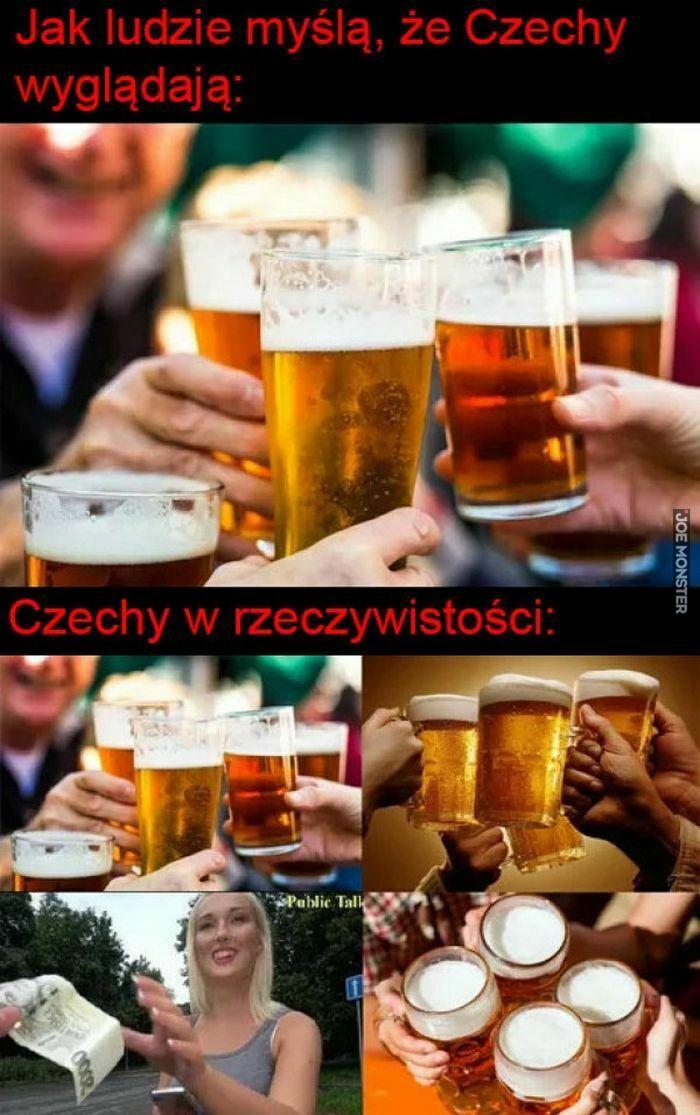 jak ludzie myślą, że Czechy wyglądają