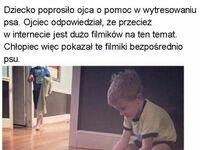 Mądry chłopiec