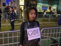Przebrała się na Halloween za ostatni sezon Gry o tron