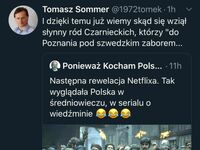 Redaktor naczelny Najwyższego Czasu uważa, że Wiedźmin jest o początkach państwa polskiego