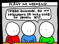 Anulować weekend