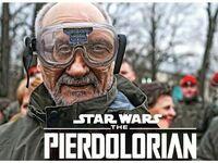 Mandalorian - pierwszy serial Disneya osadzony w świecie Gwiezdnych Wojen, który zadebiutował parę dni temu