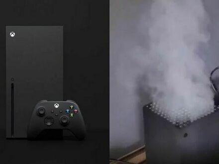 Nie wiedziałem że nowy Xbox ma funkcje gotowania na parze