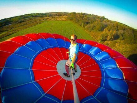 Widok z balonu