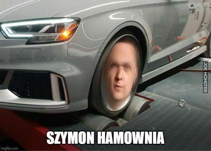szymon hamownia