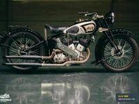 A.J.S. 35/2 z 1935 roku