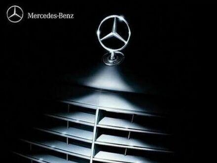 Choinka świąteczna od Mercedesa