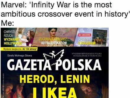 Najambitniejszy crossover w historii